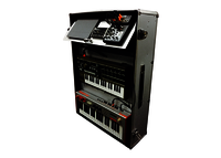 Live Electronic Mixing Flight Case