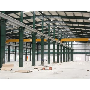 Pre Engineered Building Structure