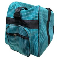 Luggage Bag Rubberized PVC Coated Bag