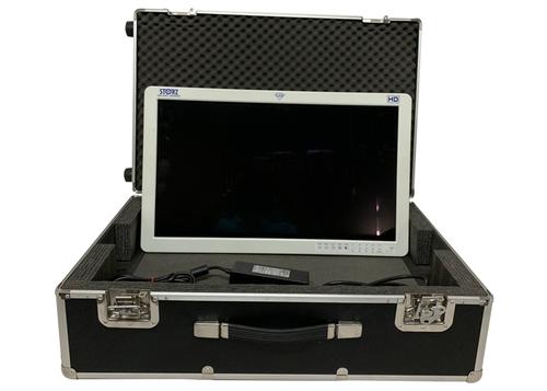LCD Monitors Flight Case