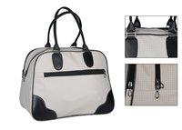 Leatherette Duffle Bag