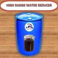 HIGH RANGE WATER REDUCER