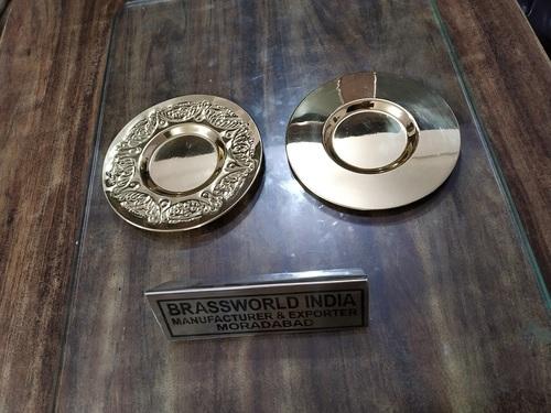 Brass Paten Church Supplies