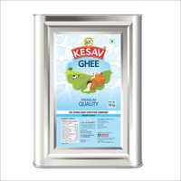 15 kg Buffalo Premium Ghee In Tin
