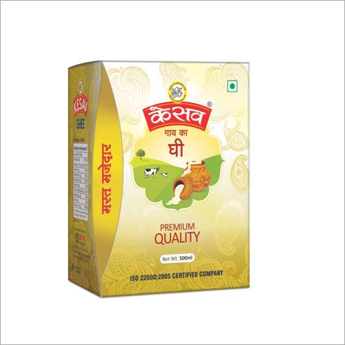 500 ml Cow Premium Ghee in RT Pack