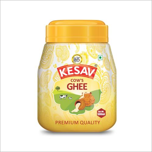 500 ml  Cow Premium Ghee in Jar
