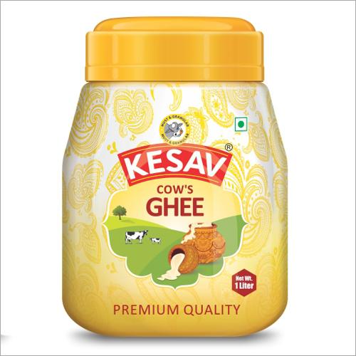 1 Ltr Cow Premium Ghee in Jar
