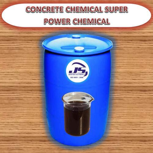 CONCRETE CHEMICAL SUPER POWER CHEMICAL