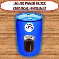 LIQUID PAVER BLOCK CHEMICAL HARDENER