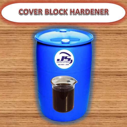 COVER BLOCK HARDENER