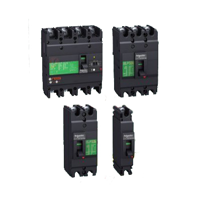 EasyPact EZC MCCB (Moulded Case Circuit Breakers)
