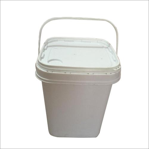 15 kg Plastic Square Bucket