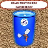 COLOR COATING FOR PAVER BLOCK
