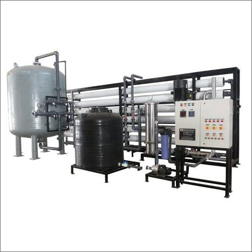 1 kW SS Commercial Reverse Osmosis System