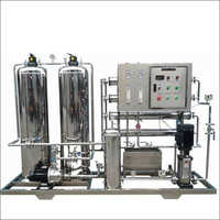 1.5 kW Industrial SS Ro Plant