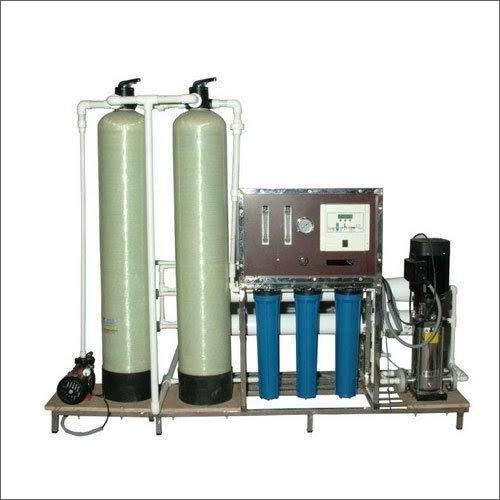 3 kW Industrial Aguapuro Reverse Osmosis Plant