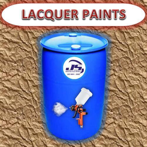 LACQUER PAINTS