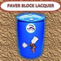 PAVER BLOCK LACQUER
