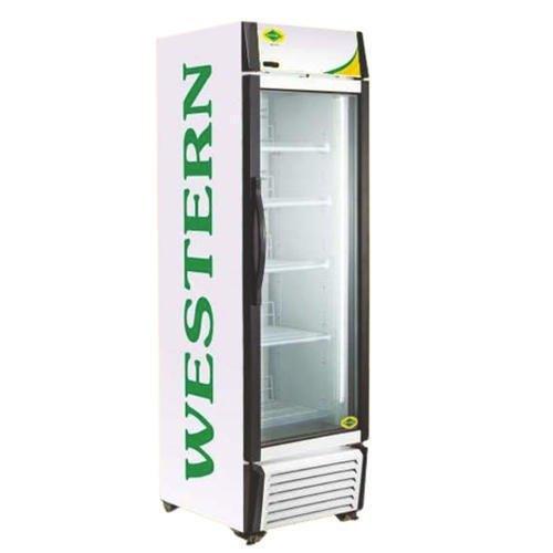 Western Vertical Visi Freezer