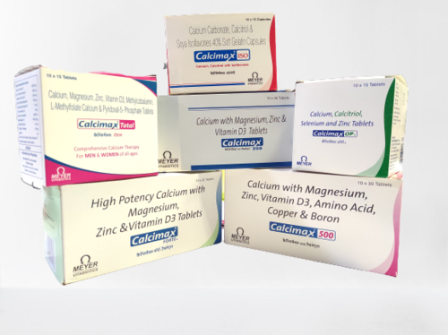 CALCIMAX TABLET