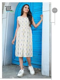FANCY PRINTED  KURTY COLLECTION