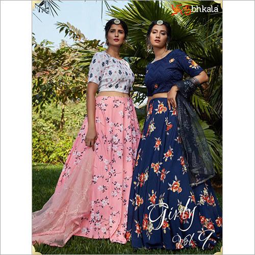 Girly Vol 9 Designer Exclusive Lehenga Choli Collection