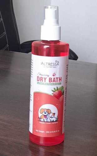 STRAWBERRY DRY BATH