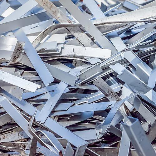 316 Plate cuttings