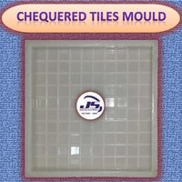 CHEQUERED TILES MOULD