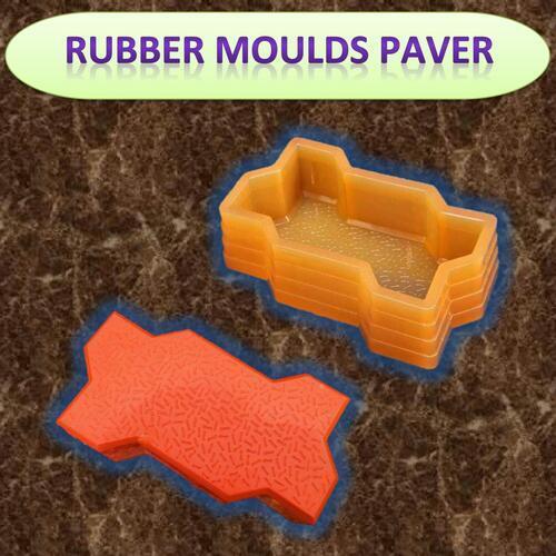 RUBBER MOULDS PAVER
