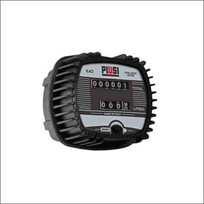 K40 Mechanical Flow Meter