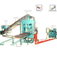 Hydraulic Pressure Fly Ash Brick Making Machine