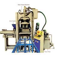 Mini Automatic Interlocking Paver Block Making Machine
