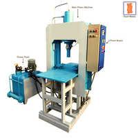 De-Moulding Paver Block Making Machine