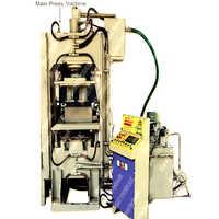 Hydraulic Pressure Brick Block Making Machinery