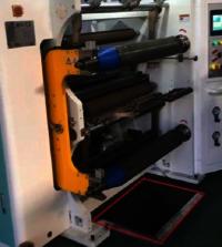 Hot Stamping Foil Slitter Rewinder Machine