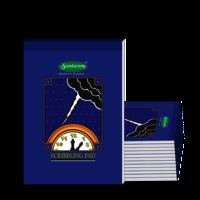 Sundaram Scribbling Pad 1/16 - 40 Sheets (SP-1)