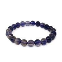 Prayosha Crystals Iolite Bracelet