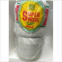 Super Straps Dull White Strapping Rolls