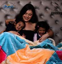 Jalsa Cloudy Blanket ( Luxurious Soft Mink Blanket)