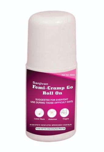 Female Cramp Roll on