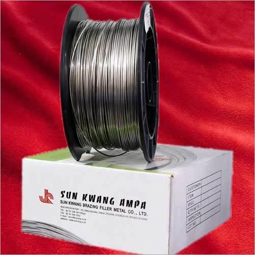 Aluminium Flux Cored Copper Brazing Wire