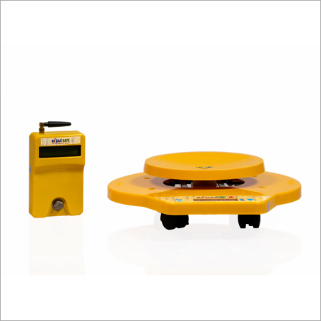 RiGas Safe Yellow side view