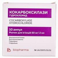 Cocarboxylase Hydrochloride Injection