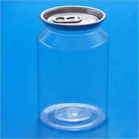 100 ML Transparent Pet Cans