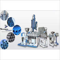 UNIQUE Automatic Plastic Pipe Making Machine