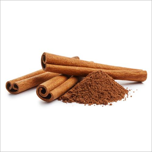 Cinnamon .