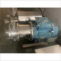 Lube Oil In-Line Mixer-Homogeniser