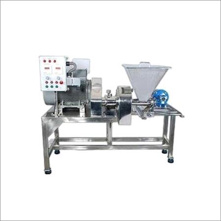 Nut Paste Making Machine
