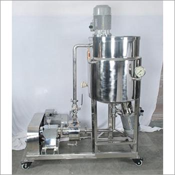 Disintegrator High Speed Machine
